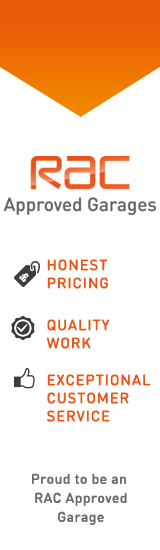 RAC Approved Garages network