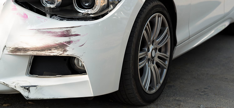 Bodywork Repairs in London
