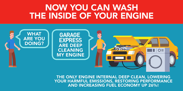 Engine Clean Service