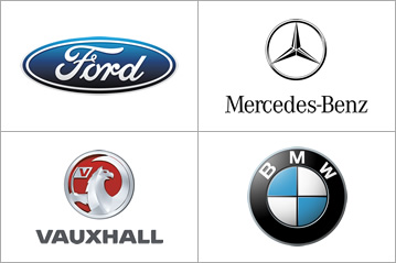 ford mercedes vauxhall bmw servicing
