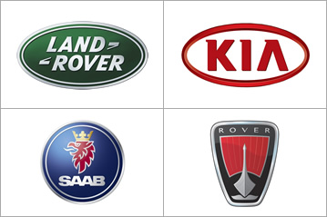 land rover kia saab rover servicing