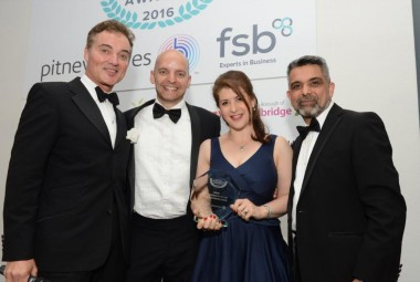 Brent Business of the Year 2016