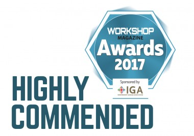 Garage Express Website Highly Commended