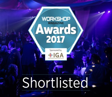 Workshop Website of the Year Award