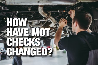 MOT changes in London May 2018