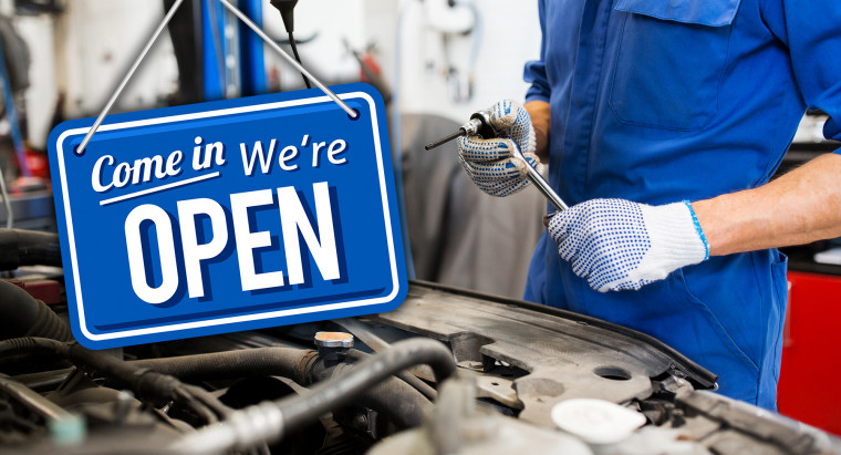 London car service mot garage open