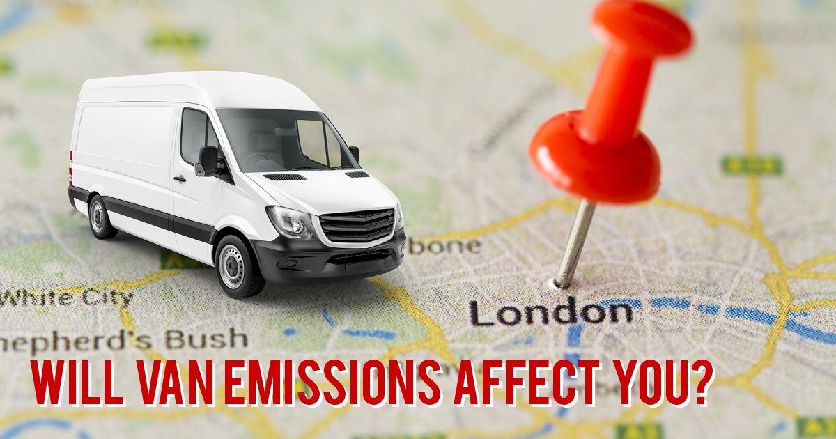 Will van emissions affect you?