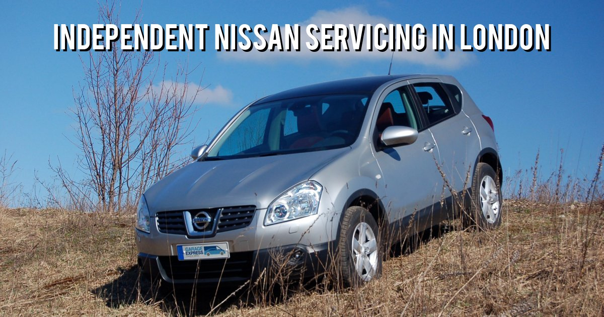 Independent Nissan Servicing in London