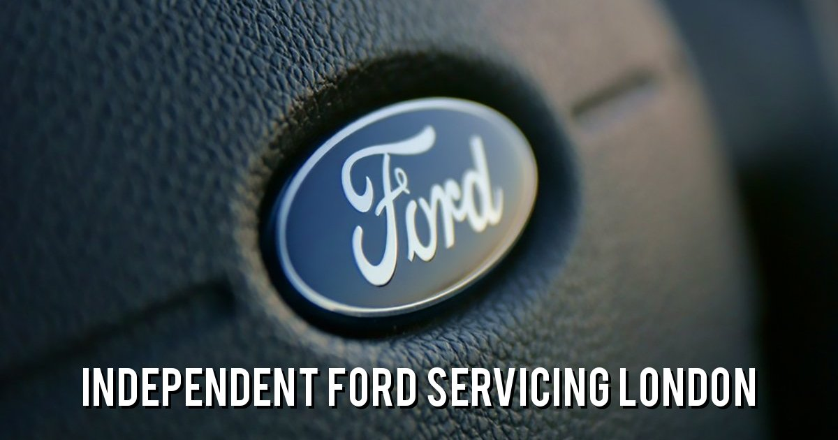 Independent Ford Servicing London